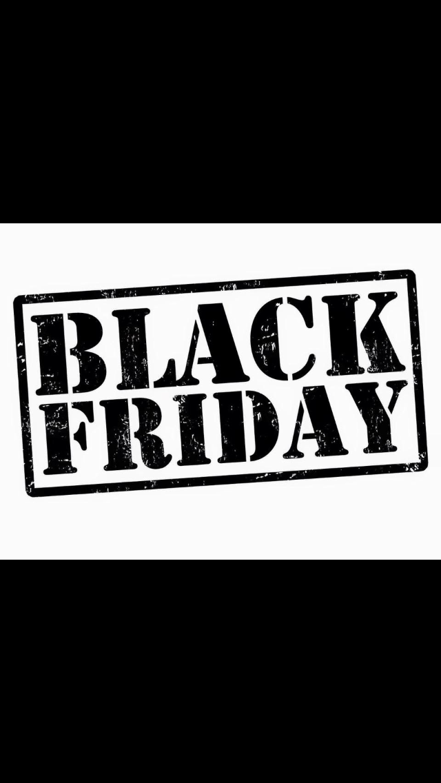 Black friday - Black out?