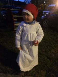 """Lucia gutt - skeptisk til """" toget """" ..."""
