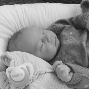 Lille Markusen vår 🍼💙