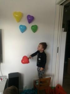 Ballong konkurranse 🎈