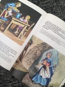 Hans & Grete, ikke rart barn er redd for gamle damer 😂