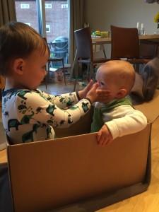 To små fettere :)