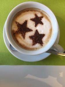 I love cappuccino ☕️
