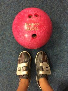 Bowling med Daniel!