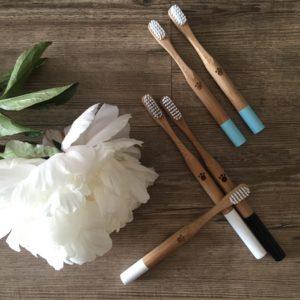 Bambus tannbørster !