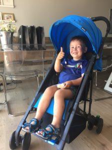 Sebastian 2,5 år