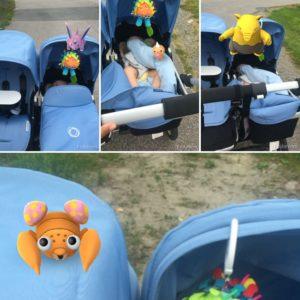 Pokémons + 4 barnsmamma = sant?