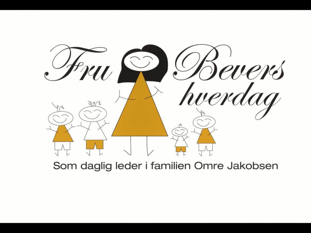 FruBeversHverdag splitter nye logo!