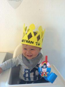 Snart blir han 2 år 🎈🎈