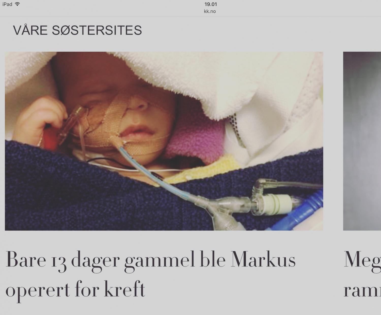 mammanett.no og KK.no