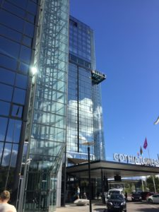 Gothia Tower!
