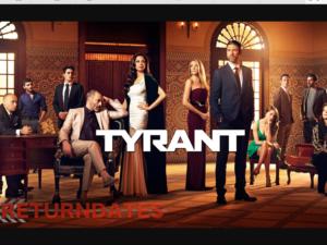 Tyrant - Netflix