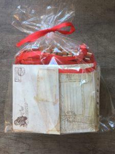 Te-Adventskalenderen kommer delikat og fint innpakket!
