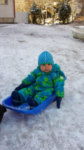 Jonathan i reima vinterdress ifjor vinter ❄️