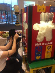 Building a bear