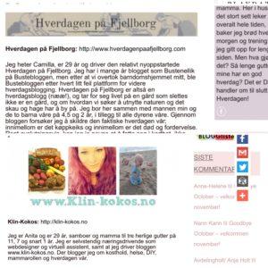 Hverdagen på Fjellborg og Klin Kokkos