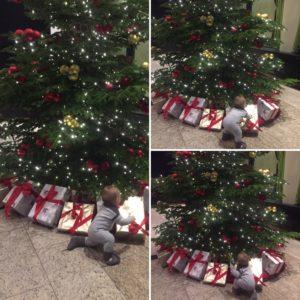 Juletreeet vårt! (I wish...)