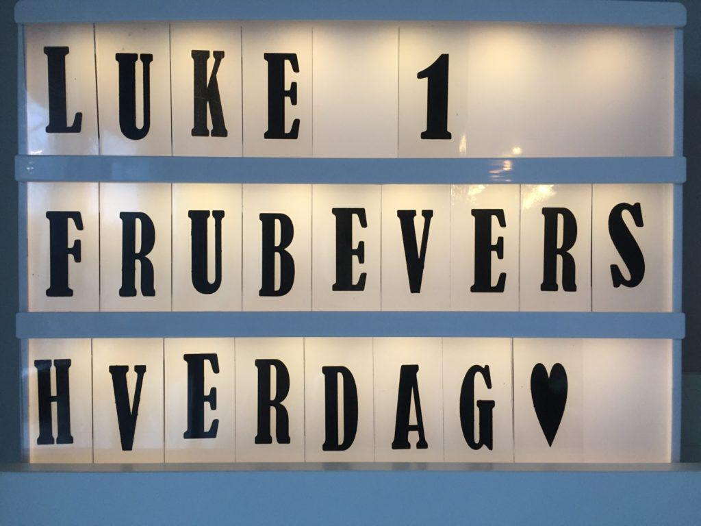 julekalender @FruBeversHverdag vinn, give away, konkurranse