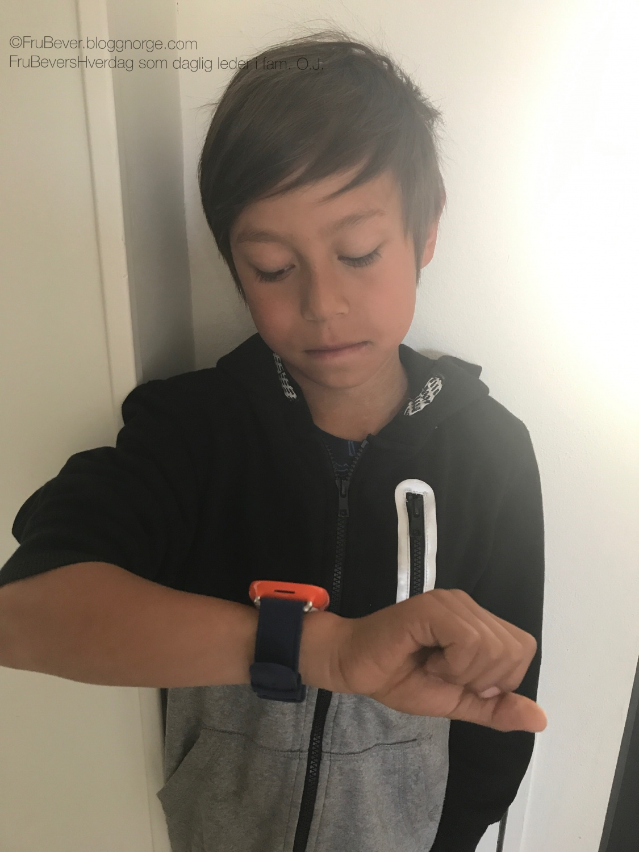Frubevershverdag Xplora smartklokke perfekt til skolestart