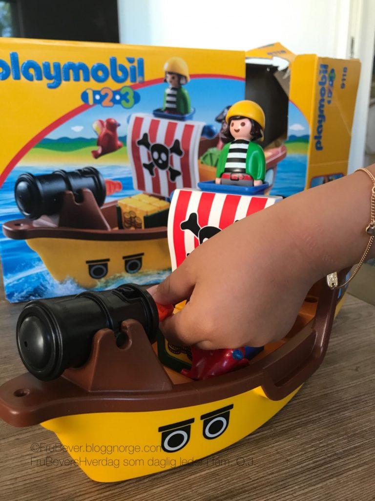 Playmobil Frubevershverdag Handeland pr ambassadør