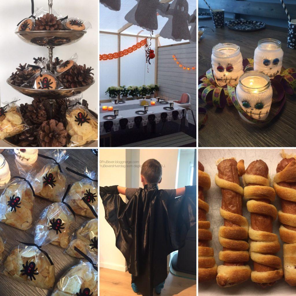 Halloween hos Frubevershverdag tipsene som garanterer en skremmende Halloween