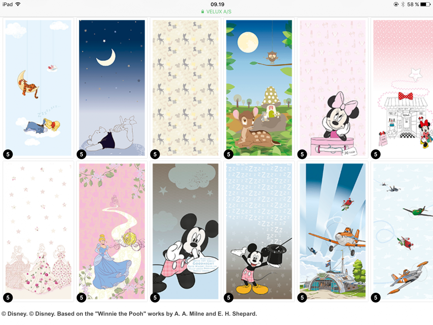 Disney og velux dream Collection, Frubevershverdag barnerom inspo, interiør barnerom
