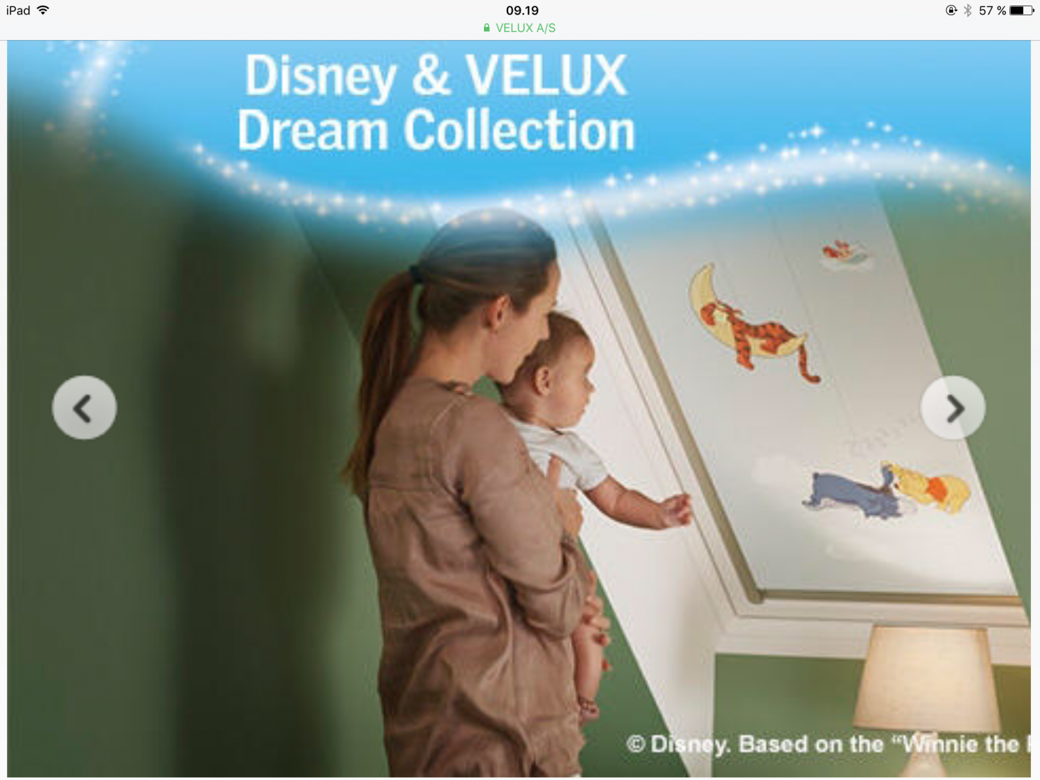 Frubevershverdag barnerommet inspo interiør, Disney og velux dream Collection