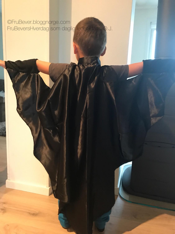 Flaggermusvinger til barn fra Coolstuff.no Frubevershverdag samarbeider med coolstuff