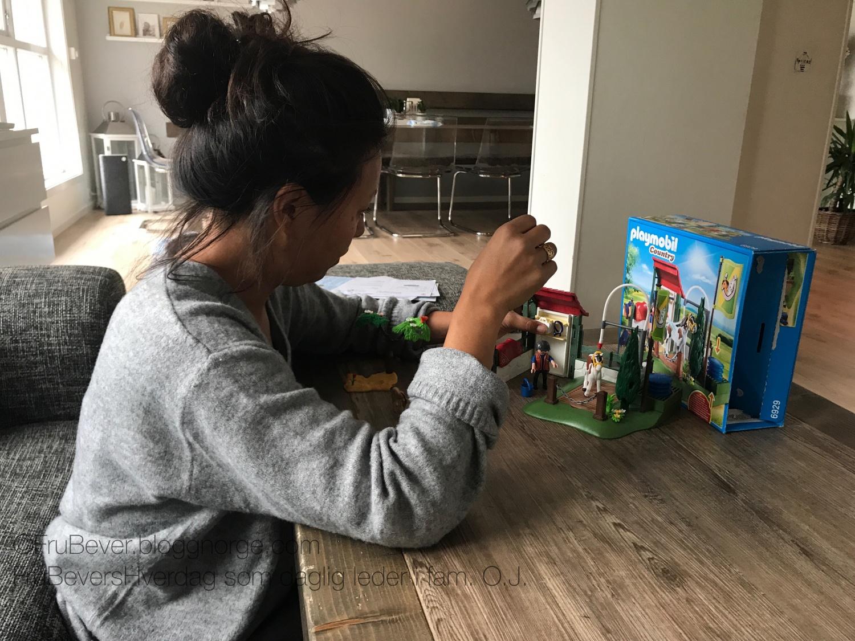 Frubevershverdag Playmobil country LIFE ambassadør Playmobil handeland pr