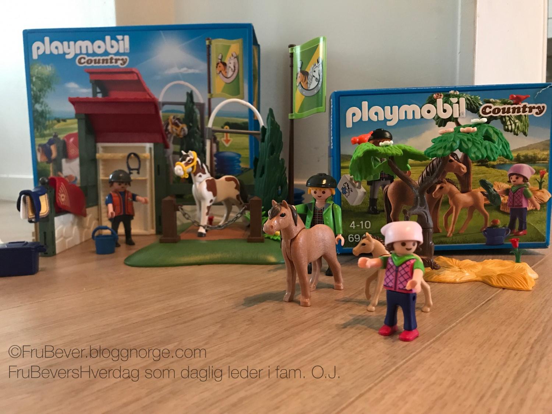 Playmobil country LIFE Frubevershverdag ambassadør Playmobil Norge Handeland pr