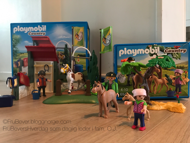 Frubevershverdag Playmobil country LIFE ambassadør Handeland pr