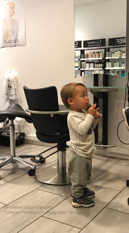 Frubevershverdag den første hårklippen, milepæl,