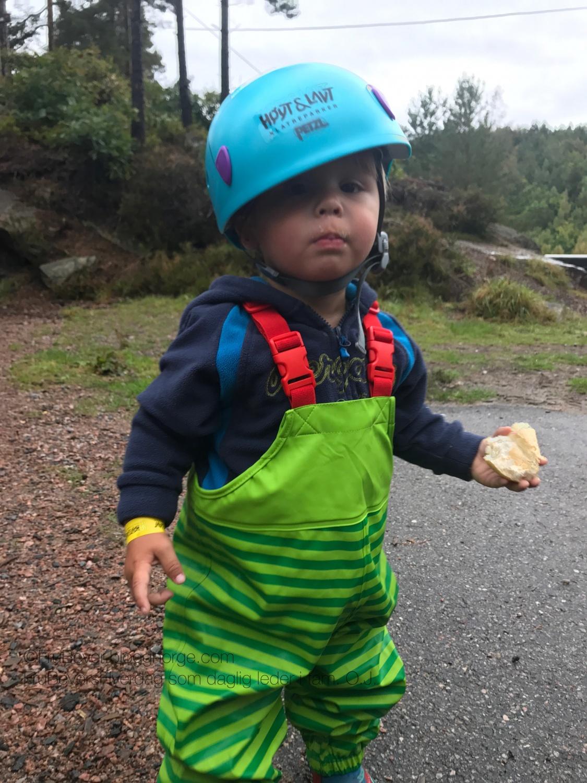 Markus klar for utfordringer i Høyt og lavt @Kristiansand