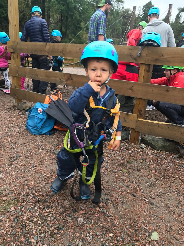 Jonathan klar for utfordringer i Høyt og lavt @Kristiansand