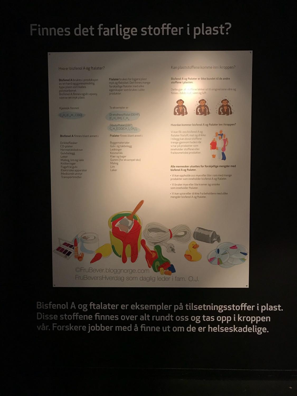 Teknisk Museum er stedet for barna å lære, trykke og prøve!