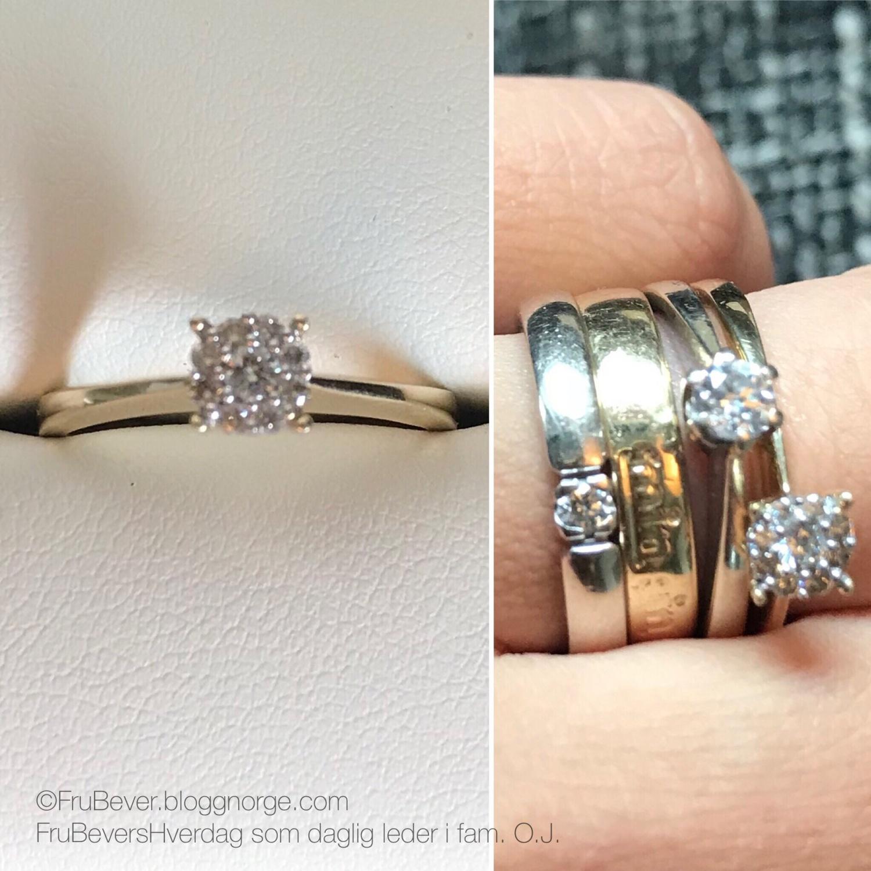 Ny ring fra verdens beste mann 💙