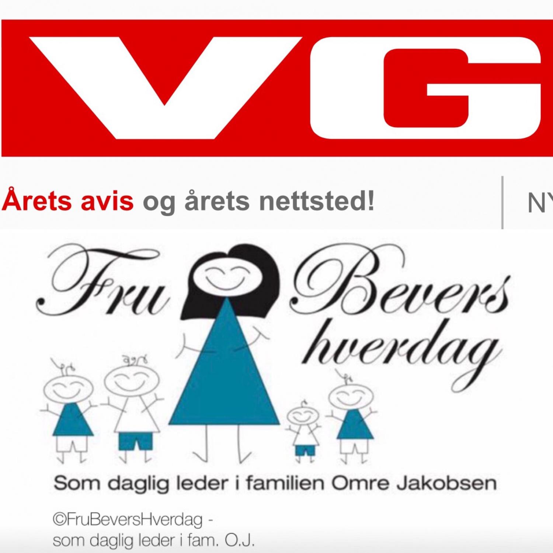 Frubevershverdag intervju med VG // i media