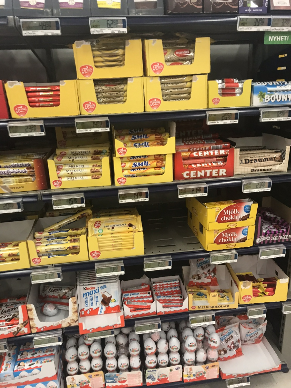 Farsdag//hva er pappas favoritt sjokolade?