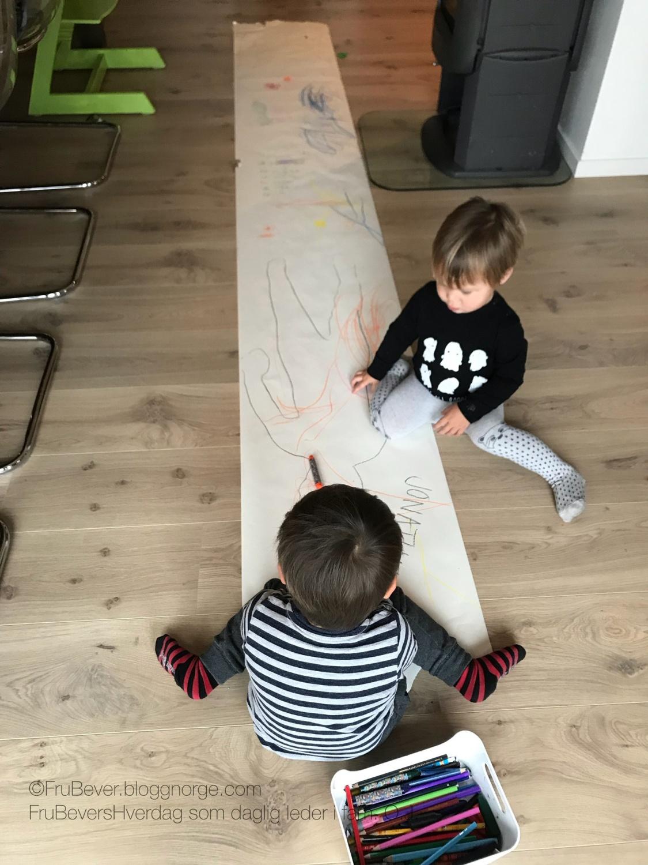 Kreative barn @Frubevershverdag DIY Plandag