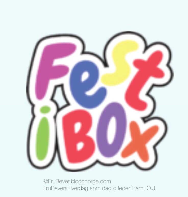 FestiBox // totalleverandør av smarte pakker til festen!