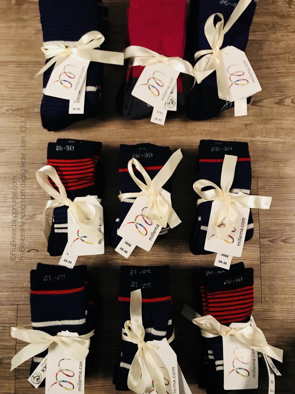 Millema merinoull ull sokker! Vinn hos Frubevershverdag julekalender luke dagens luke
