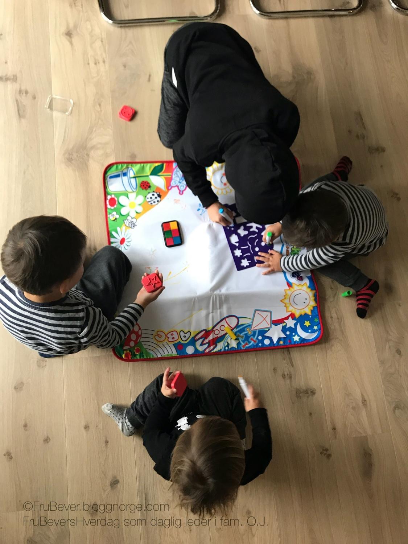 Kreative barn @Frubevershverdag DIY // Plandag