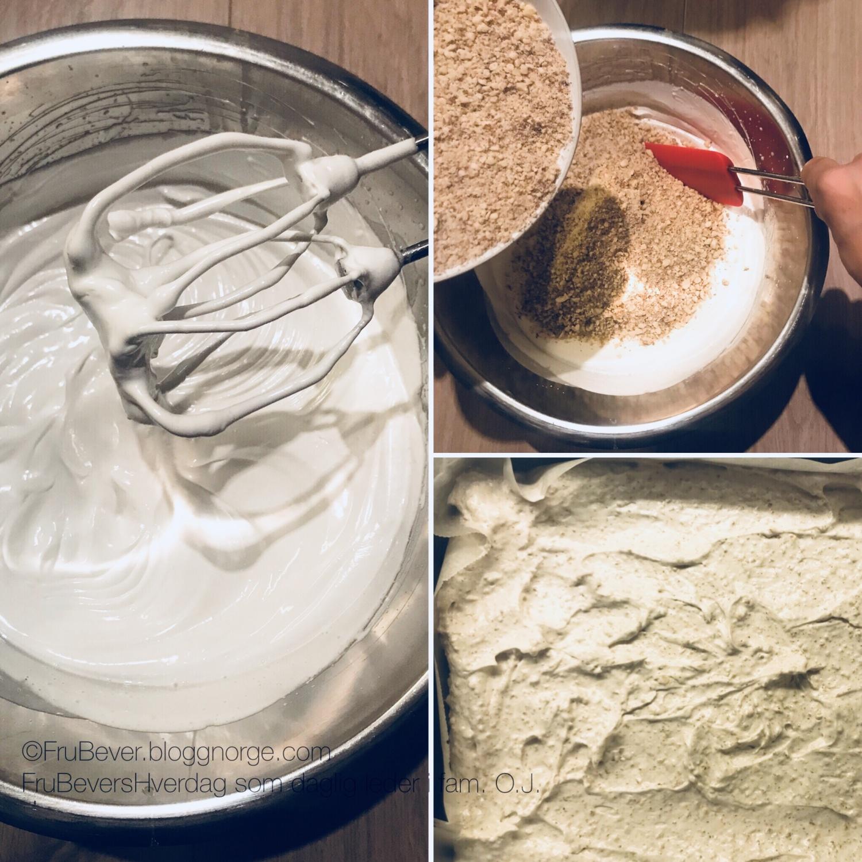 FruBever//baking høres sjeldenhetene til! Sjekk stilen 🤪 Sara bernard langpanne