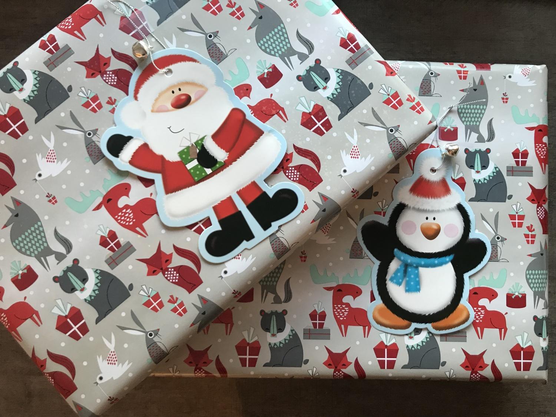 Flere som har stjålet barnas julegaver i år? @FruBeversHverdag