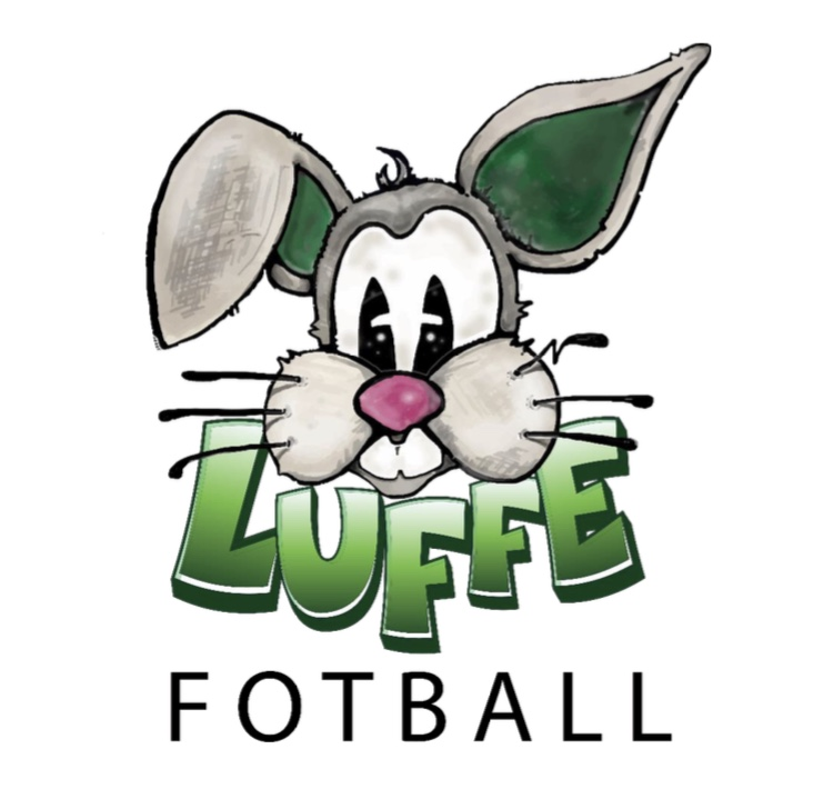 Luffe fotball // bildet er lånt fra produsentens side, med tillatelse.