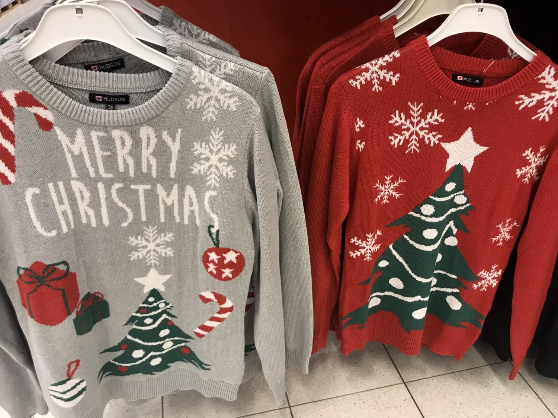Hva syns vi egentlig om disse julegenserne?