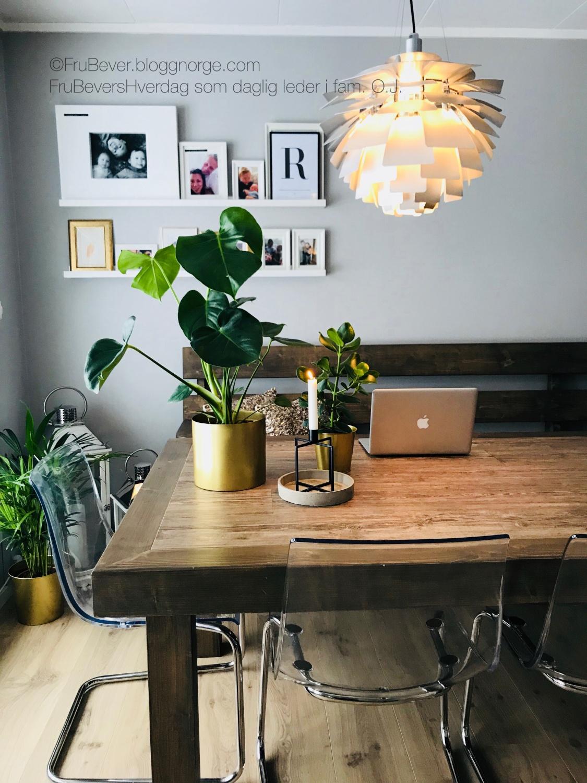 FruBeversHverfag enkle tips til interiør dekor: bildelister!