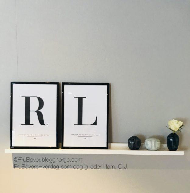 FruBeversHverdag interiør inspo/ tips: bildelist