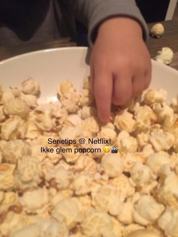 Serietips @Netflix Frubevershverdag