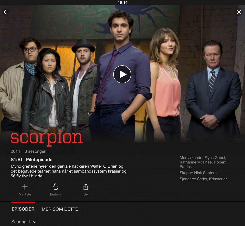 Scorpions/Netflix